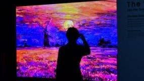 Las imágenes en un televisor 8K están compuestas por 33 millones de puntitos o pixeles.