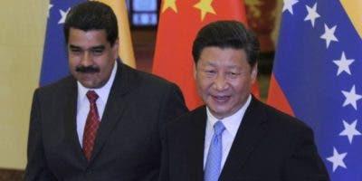 Maduro culminó hoy una visita de Estado en el país asiático