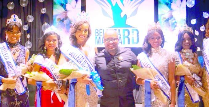 Las ganadoras que  representarán al país en diversos concursos internacionales.