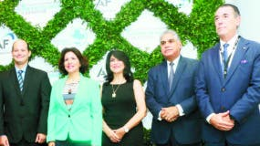 Alejandro Cambiaso, Margarita Cedeño, Amelia Reyes Mora, Fausto Fernádez y Juan de Oliva.