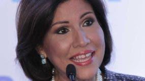 Margarita Cedeno, Vicepresidenta de la República.