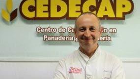 Ludovic Chesnay  durante su presentación en el país.