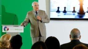 Luis Lembert, vicepresidente de Banca y Negocios .
