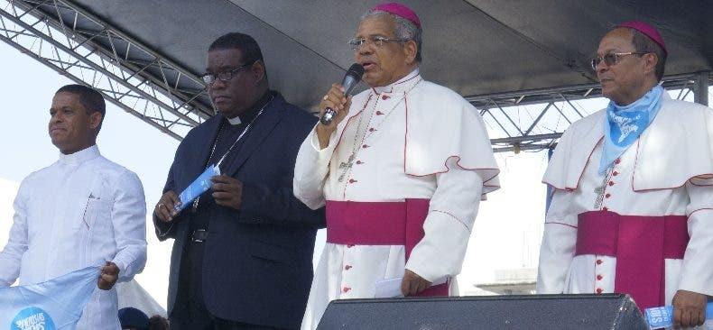 La Iglesia  advirtió  a los diputados en torno al  tema. archivo