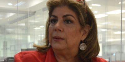 Mary Carmen Hazoury.