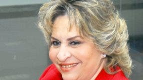 Alexandra Izquierdo, directora de la ONE.