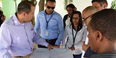 La misión del Banco Mundial visitó CDEEE esta semana.