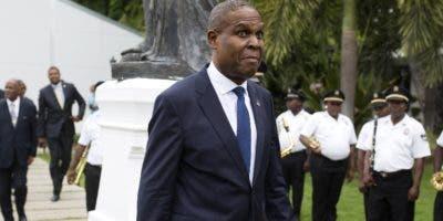 El primer ministro de Haití, Jean-Henry Ceant, hará justicia.