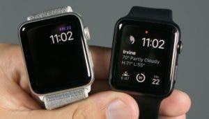 El Apple Watch 4  hace un  electrocardiograma en segundos.