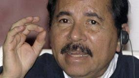 Presidente Daniel Ortega.