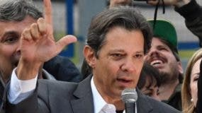 Fernando Haddad se mantiene entre  preferidos.