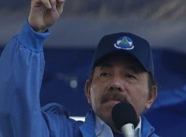 Daniel Ortega cortó   hace dos meses el diálogo en el país.
