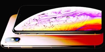 Apple mejoró la resistencia al agua de los nuevos aparatos.