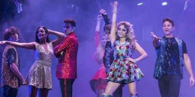 """""""Soy Luna"""", la serie, inició su gira de despedida hace unos meses en Argentina."""