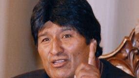 Evo Morales podría buscar  una cercanía  diplomática.