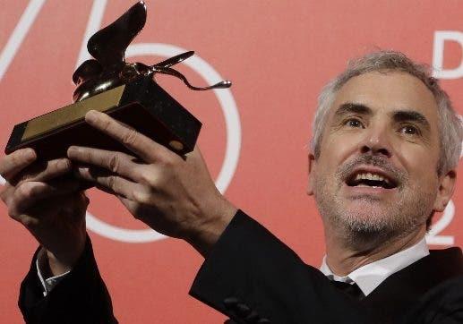 El famoso cineasta Alfonso Cuarón.