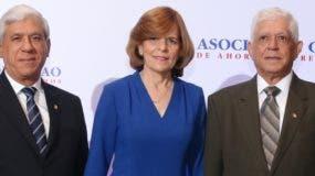 Rafael Genao, Yolanda Guzmán y Santiago Reinoso.