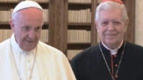 Una delegación de obispos venezolanos visitó al papa.