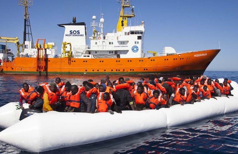 Los inmigrantes son pasibles de expulsión  en Italia.