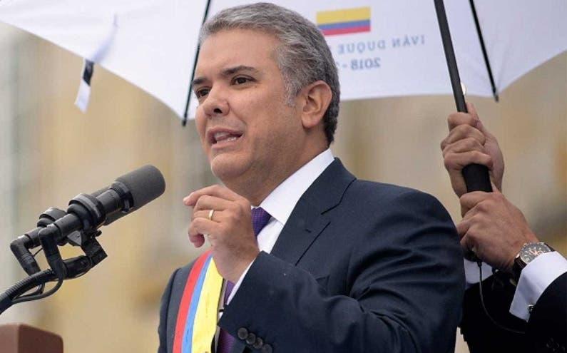 Iván Duque firmará acuerdos con el presidente panameño.