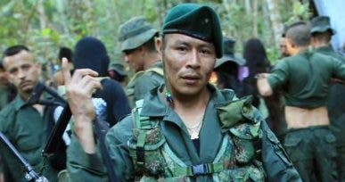 En las montañas de Colombia siguen  2,800 guerrilleros.