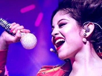La joven Karol Sevilla planea un gran show.