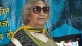 Rita Jitendra se había retirado como secretaria.