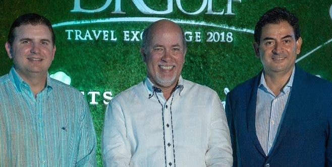 Andrés Marranzini, Teddy de Lara y Daniel Hernández.