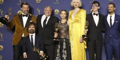 Juego de tronos triunfó en los Emmy como la mejor en drama.  FUENTE EXTERNA