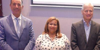 Juan Manuel Martín de Oliva, Marisol Guzmán, Roberto Casoni y  Natty Marte.