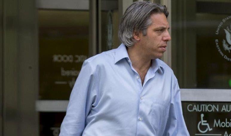 Aaron Davidson fue condenado por conspiración y fraude.