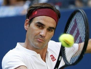 Federer dice  que  lentitud de las canchas no es buena.