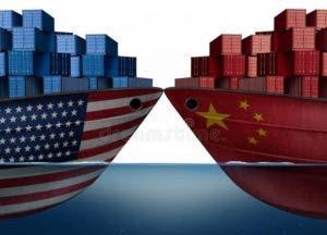 Estados Unidos y China mantienen guerra comercial.