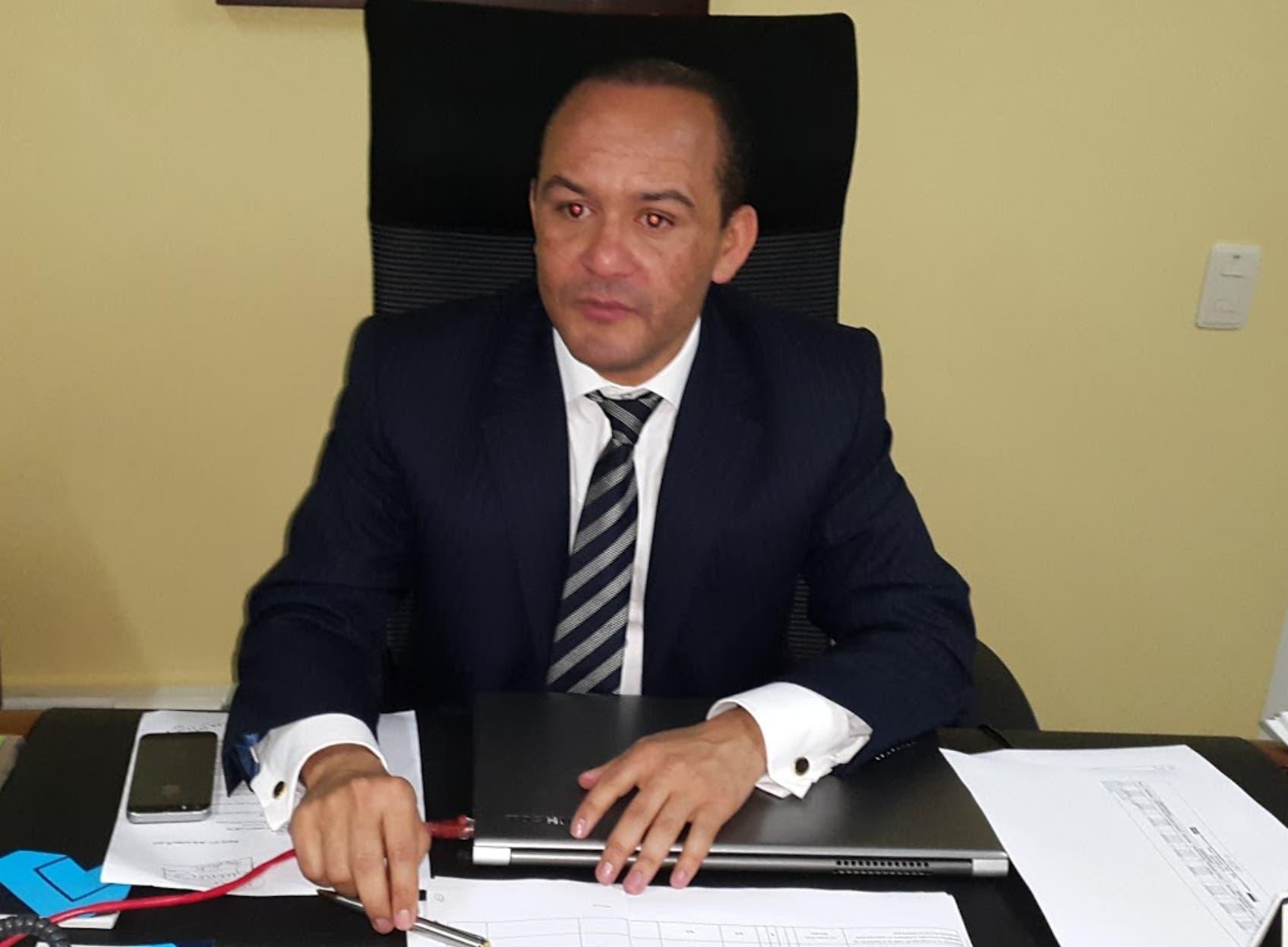 Briunny Garabito Segura es un diplomático de larga experiencia, acumulada en base a su preparación y empeño.   fuente externa