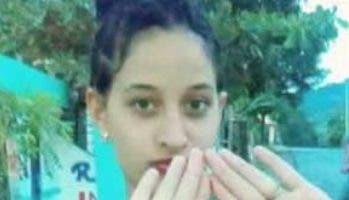 La joven de 17 años Dioskairy Gómez Ovalles.
