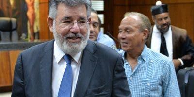 Víctor Díaz Rúa y Ángel Rondón, implicados en caso Odebrech.
