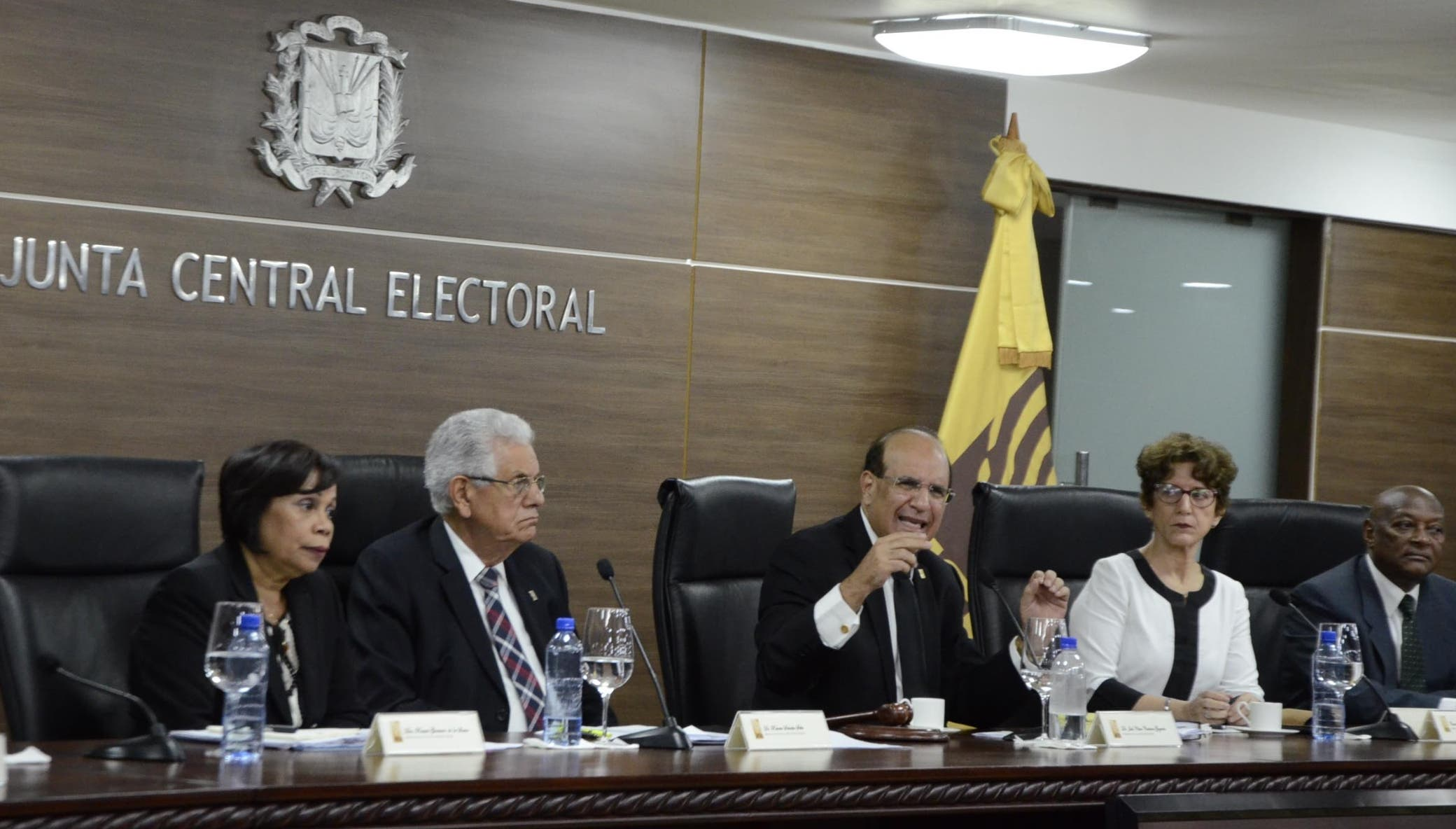 El Pleno fijará una audiencia pública para conocer las opiniones de los partidos sobre el ordenamiento que busca implementar sobre  las primarias.  archivo