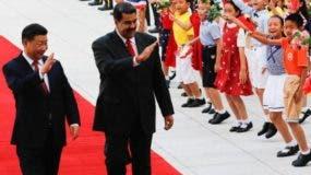 Maduró acordó también la integración de la nación caribeña en las Nuevas Rutas de la Seda, el proyecto global de inversión en infraestructuras del gigante asiático, al que también se ha adscrito Uruguay.