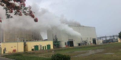 La planta de AES-Andrés salió servicio el tres de septiembre debido a una avería.