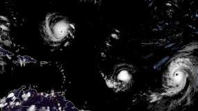 """Los expertos del NHC detallaron que se prevén pocos cambios en la intensidad de Isaac, pero este pudiera """"ser o estar cerca de ser de nuevo un huracán a medida que se aproxima a las Antillas Menores""""."""