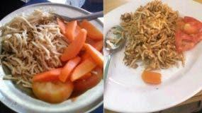 denuncian-mala-calidad-de-alimentos-servido-como-almuerzo-escolar-en-puerto-plata