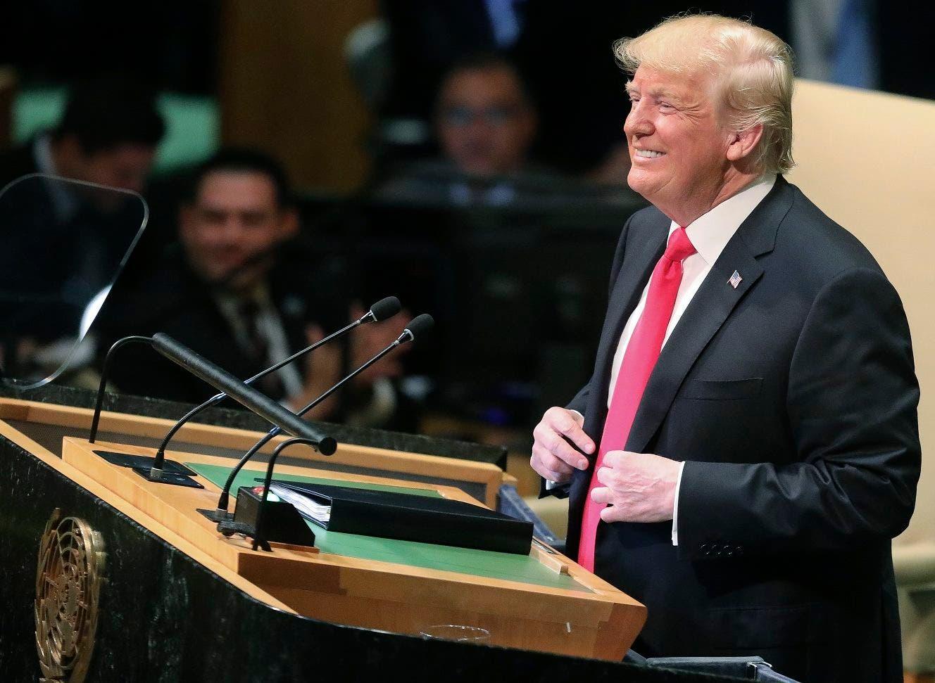 En lugar de aplausos o señales de aprobación a Donald Trump, sus audiencias reaccionaron con risillas e incluso algunas carcajadas.