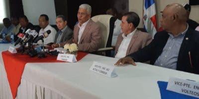 El anuncio lo hizo Ricardo De Los Santos en rueda de prensa.