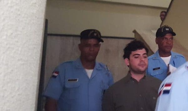 Gabriel Villanueva es acusado de agredir y matar a Andreea Celea.  TERESA CASADO