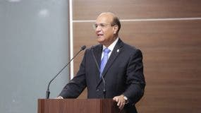 Julio César Castaños Guzmán, presidente de la JCE