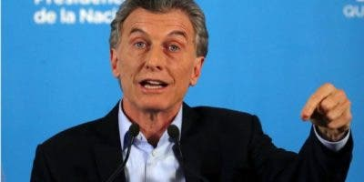 Presidente Mauricio Macri hace cambios oficiales.