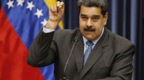Nicolás Maduro.AP