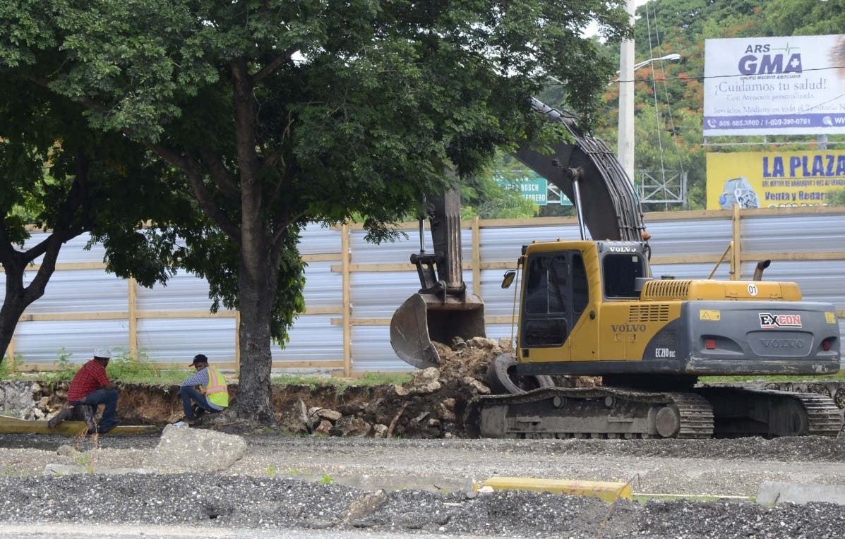 Los trabajos de construcción de la terminal de autobuses ya fueron iniciados. Foto: José de León/El Día. Archivo.