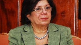 Miriam Díaz Santana, coordinadora.