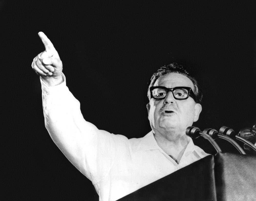 Chile conmemoró este martes el 45 aniversario del golpe de Estado del 11 de septiembre de 1973, una fecha que aún genera división y que se recordó con homenajes al derrocado presidente Salvador Allende.